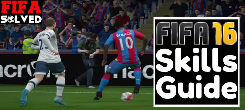 FIFA 16 Skills Guide