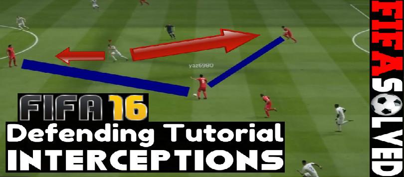 FIFA 16 Defending Tutorial