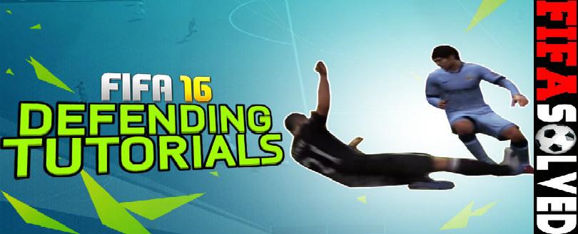FIFA 16 Defending Tutorials