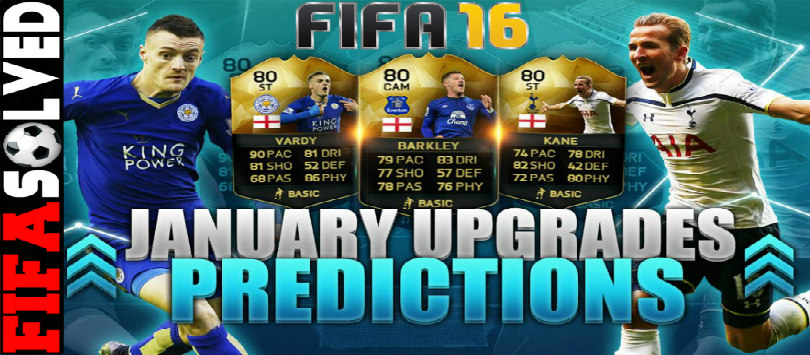 FIFA 16 IF January Upgrades