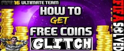 FIFA 16 Ultimate Team Free Coins