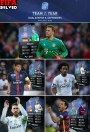 FUT 16 TOTY Goalkeeper And Defenders